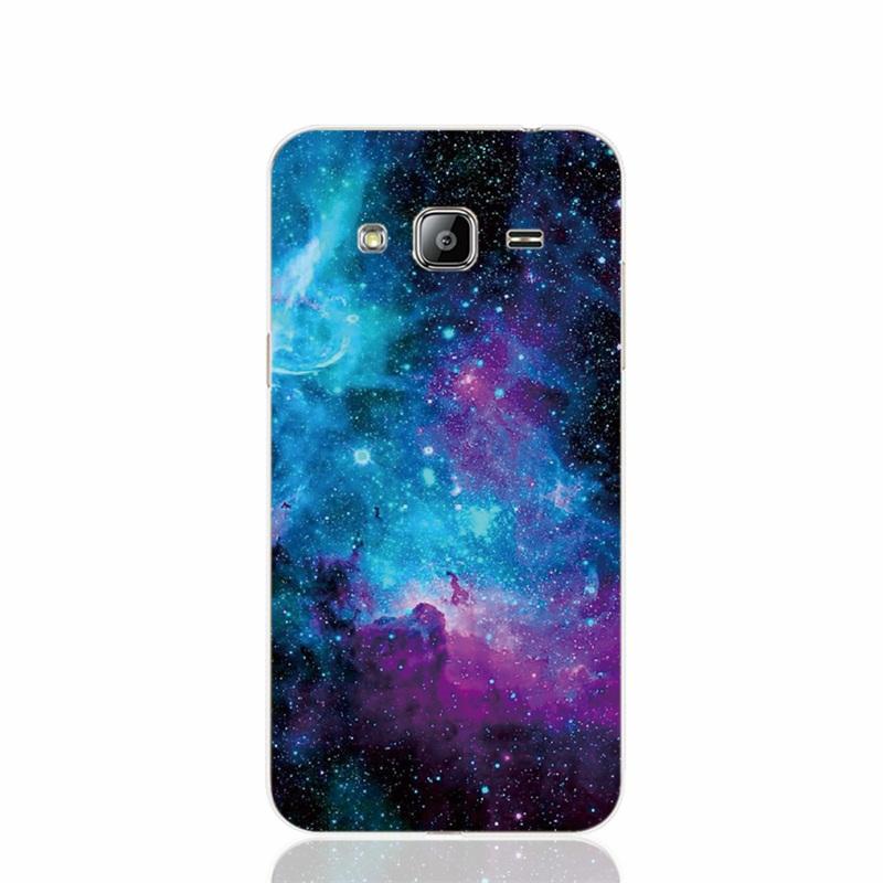 23361 Nice space nebula stars cover phone case for Samsung Galaxy J1 J2 J3 J5 J7 MINI ACE 2016 2015 ON5 ON7(China (Mainland))