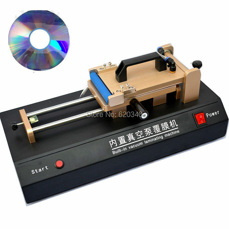 Built-in Vacuum Pump LCD OCA Laminating Machine Universal oca film laminating machine For iPhone Samsung LCD Touch Screen Repair(China (Mainland))