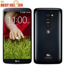 "Original LG G2 F320 D800 D802 F320S F320K F320L Unlocked Mobile Phone Quad Core Android 4.2 13MP 5.2"" IPS 2GB RAM 16GB ROM(China (Mainland))"