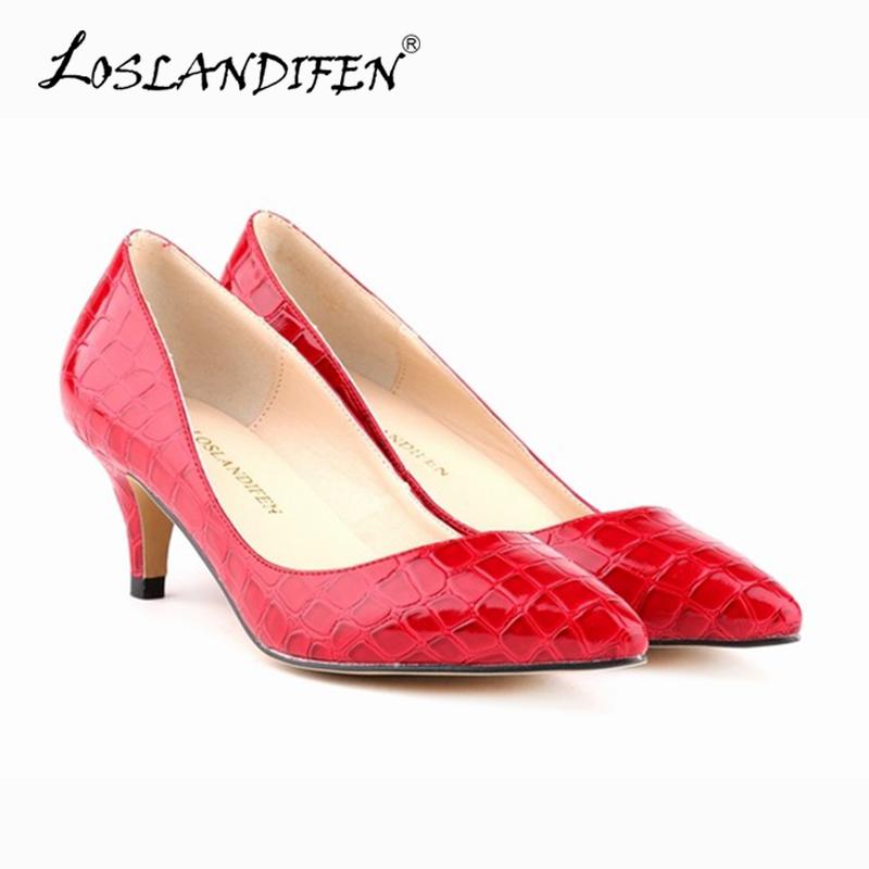 Crocodile shoes for women - photo#8