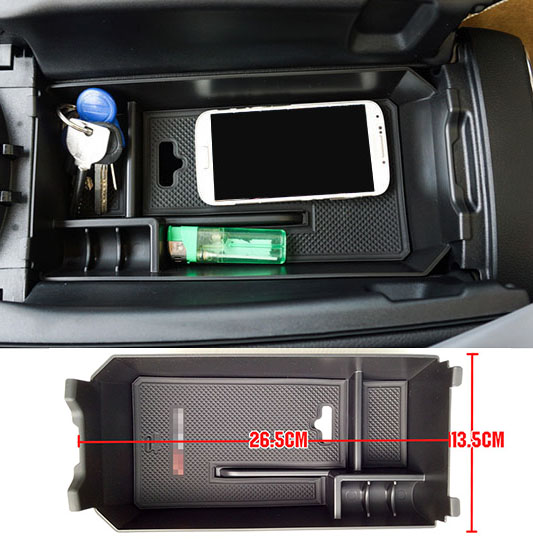 Anyone using the aftermarket armrest storage organizer for Mercedes benz c300 aftermarket accessories