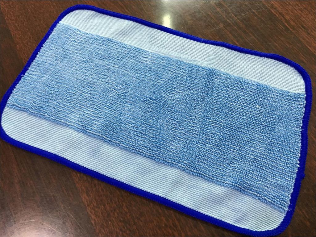 Washable Reusable Microfiber Mopping Sweeper Cloths for iRobot Braava 380t 320 Mint 5200 Robotic Home Essential Free Shipping(China (Mainland))