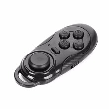Bluetooth Remote Controller Wireless Gamepad Mobile Phone Game  VR Glasses Remote Controller Supports Android  IOS and PC