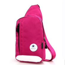 Newest Shoulder Bags 2016 Women Handbags Chest Packages Casual Shoulder Messenger Bag Korean Tide Waterproof Sports Bag Handbag