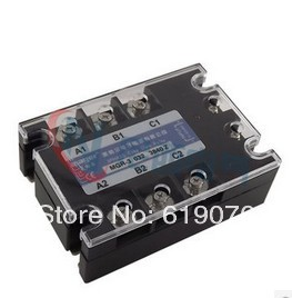 Three-phase solid state relay DC -AC  MRSSR-3 MGR-3 032 3880Z 80A<br><br>Aliexpress