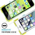9H Ultra Slim 9H Tempered Glass Screen Protector Film For iPhone 5s 4 4s 5 5c