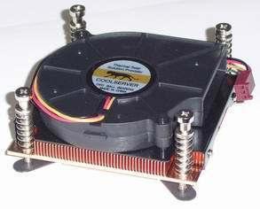 New CPU Cooler Processor Socket 775 for 1U server