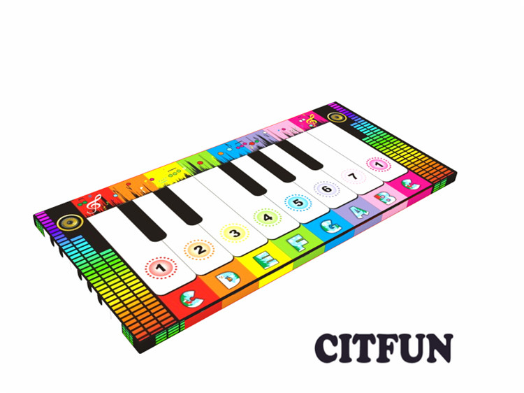 electric indoor playground electric keyboard,electric piano CIT-SR183H(China (Mainland))