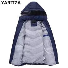 YARITZA 2015 Fashion Brand Clothes Men Jacket Winter Coat Mens Coat down Jackets Men Sportswear winter