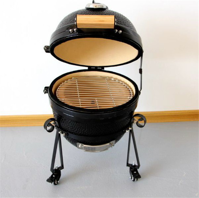 China Top Quality Black Kamado Grill(China (Mainland))