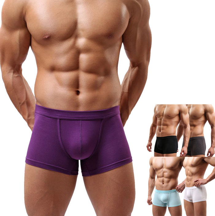 Detail Feedback Questions about Men s Swimwear Briefs Boxers Shark ... 70791a59d