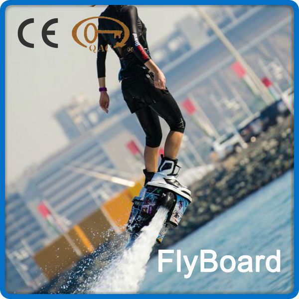 Fashion 2015 new arrival ,Cool sports style ,Innovative technology power ski power jet flyboard summer style surf flyboard(China (Mainland))