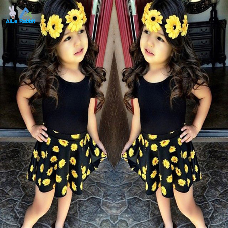 Girls Clothing Sets Baby suits girls t shirt + pants 2pcs set kids suits childrens kids clothes flower L nice free shipping(China (Mainland))