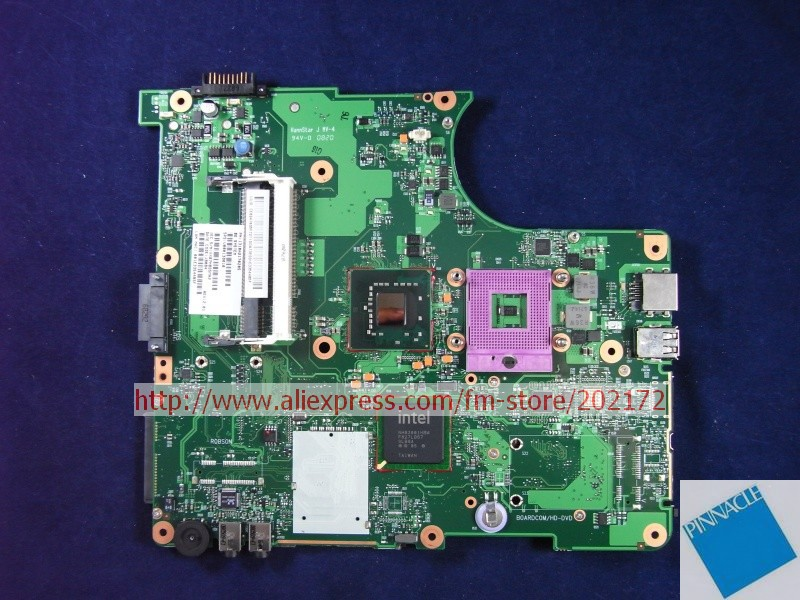 MOTHERBOARD FOR TOSHIBA Satellite L300 L305 V000138010 6050A2170201 100% TESTED GOOD With 60-Day Warranty(China (Mainland))
