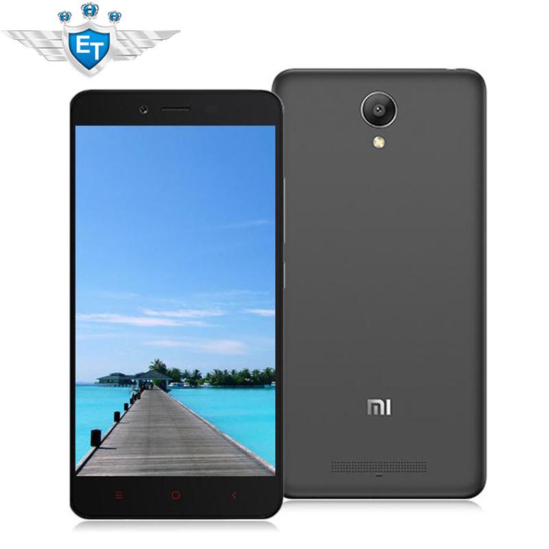 Original Xiaomi Mi Redmi Note 2 4G LTE Cell Phone MTK Helio X10 Octa Core 5.5 inch 1920x1080 2GB RAM 16GB ROM 13MP Android 5.0(China (Mainland))