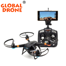 Global Drone GW007-1 WIFI FPV Drone VS X5C Upgrade 2MP WiFi Camera Real Time Video RC Quadcopter 2.4G 6-Axis Quadrocopter