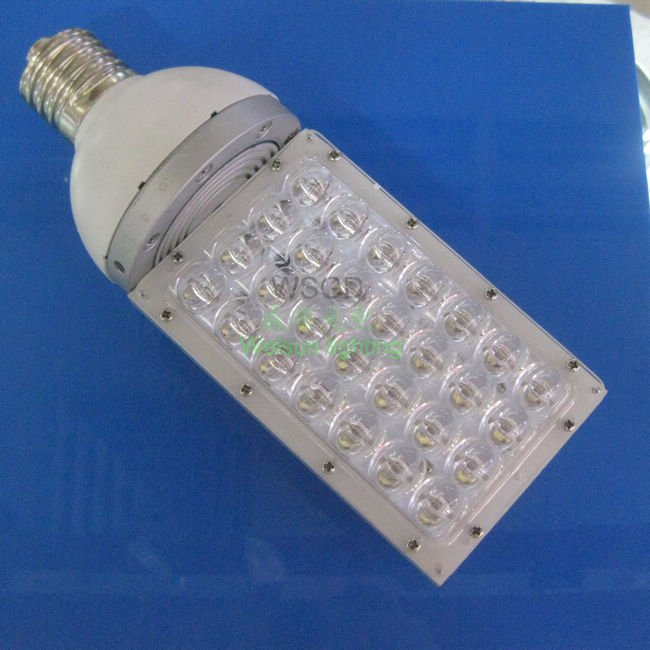 10pc/lot DHL free shipping white 28W E40 LED street lamp LED street light-1(China (Mainland))
