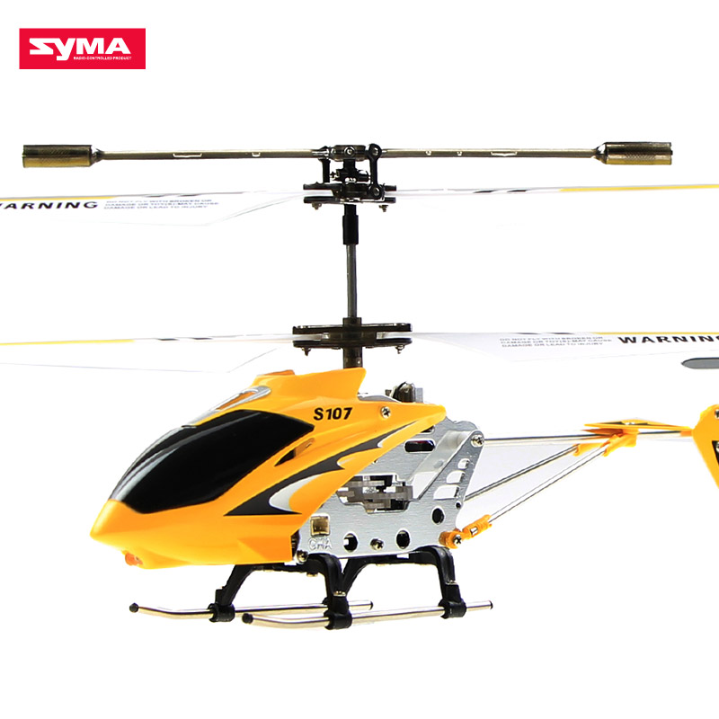 Xmas GIFT SYMA S107 S107G RC Helicopter 3.5CH mini RC toys with GYRO 100% Original Free Shipping(China (Mainland))