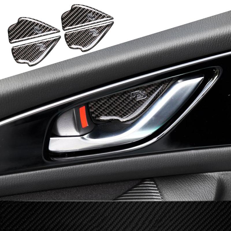 2010 Mazda Mazda6 Interior: Compra Carbon Mazda Logo Online Al Por Mayor De China