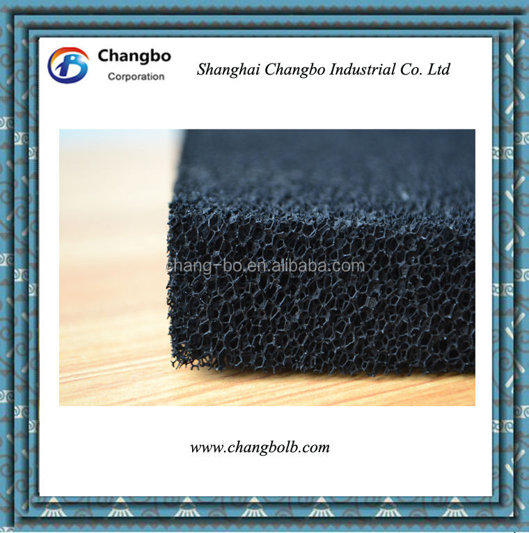 Sandwich activated carbon filter cloth dust collector fabric(China (Mainland))