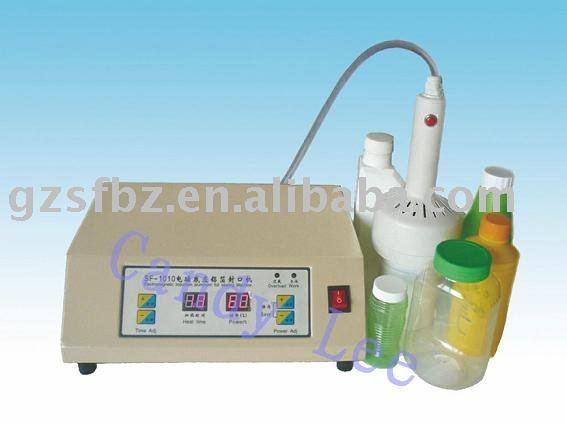 protable sealing machine bottle