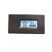 1 unids Digital voltios amperios tester para batería de litio monitor display LCD tensión capacidad de corriente resistencia