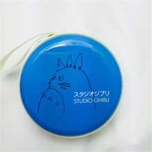 4 pieces lot 2016 Totoro Colorful Earphone font b Headphone b font Box Waterproof Tinplate Makeup