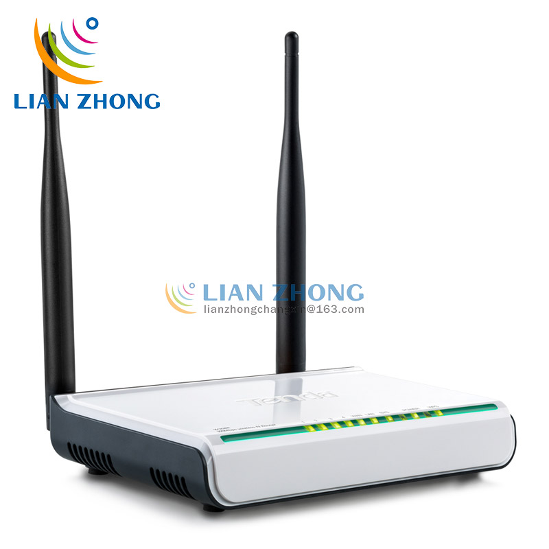 English firmware Tenda W308R wireless router 300Mbps DSL broadband N router WIFI access point Intelligent Household router(China (Mainland))