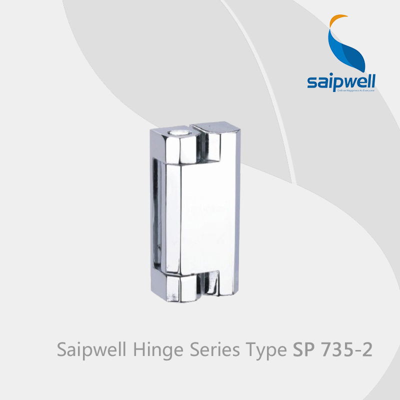 Saipwell SP735-2 zinc alloy Nano Spray furniture door hinges for garage doors wrought iron fence hinges 10 Pcs in a Pack(China (Mainland))