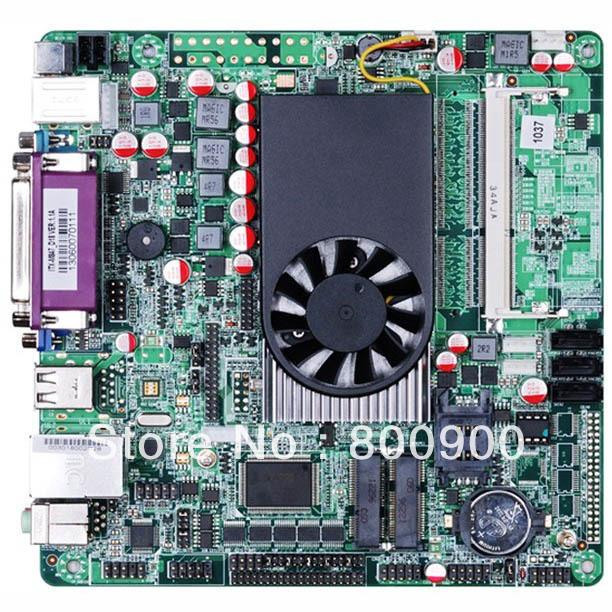 MITX motherboard with Intel1037 sandybridge Ivybridge architecture Celeron dual-core Intel NM70 chipset 6 RS232 serial ports(China (Mainland))