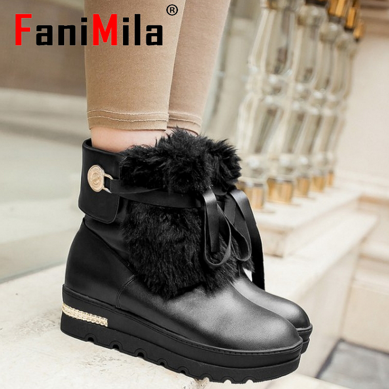 women water proof half short ankle boots winter botas fashion cotton cross strap footwear warm boot shoes P19867 size 34-40