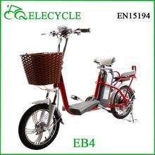ELECYCLE EB4 20 inch 250W lead acid battery cheap electric bicycle electric bike e bike chinese jiangmen