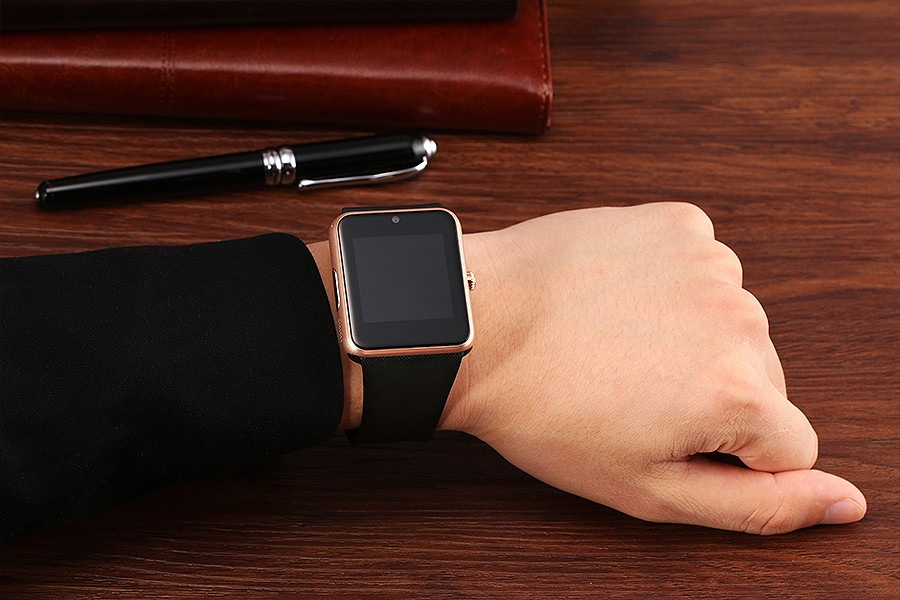 image for T2 Bluetooth Smart Watch Phone Wrist Smartwatch With Sim Card TF Slot