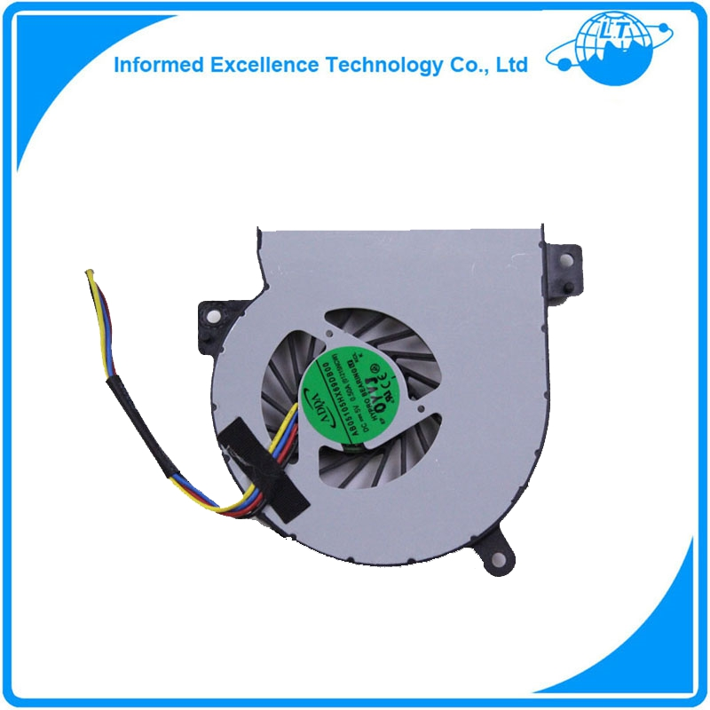laptop cpu fan for ASUS Eee PC 1215t cooling fan free shipping(China (Mainland))