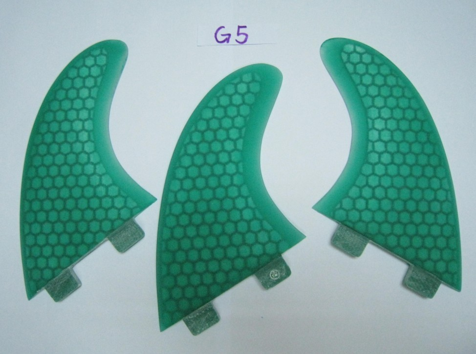 G5 surfing fins,G3 surfboard fins,G7 honeycomb fins good quality competitive price -----we are manufacturer(China (Mainland))