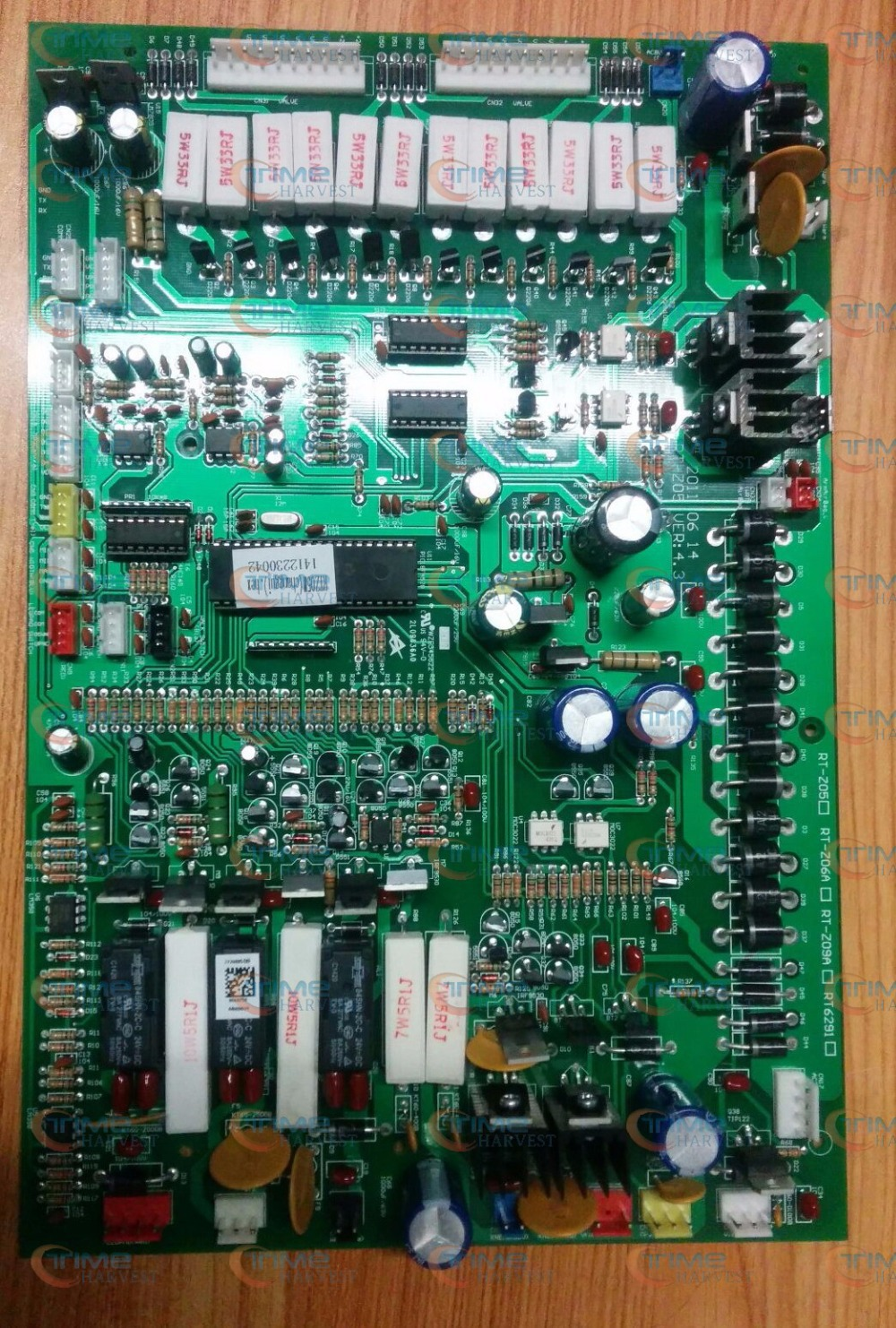 RT-Z05 massage chair motherboard control PCB computer board massage armchair accessories driver board for massage chair armchair()
