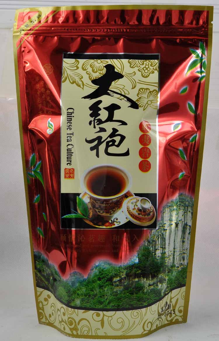 Free Shipping Premium 250g Chinese Oolong Tea Big Red Robe Dahongpao Wuyi yan Cha Wuyi Cliff