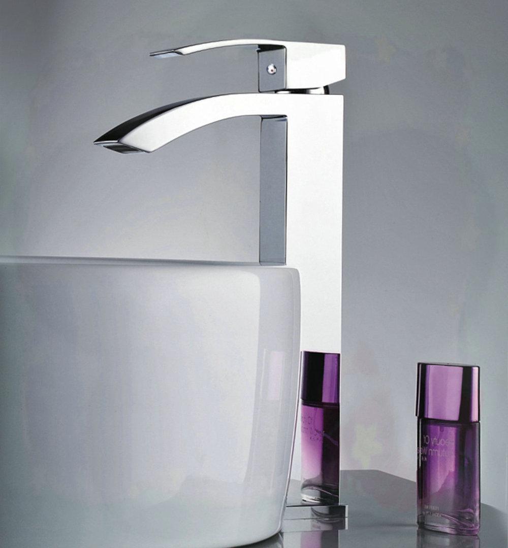 cold square table basin cupc basin faucet wash tub-in Basin Faucets ...