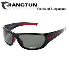 JIANGTUN Hot Sale Polarized Sunglasses Men Outdoor Sport Sun Glasses For Driving Fishing Golfing Gafas De Sol Hipster Essential