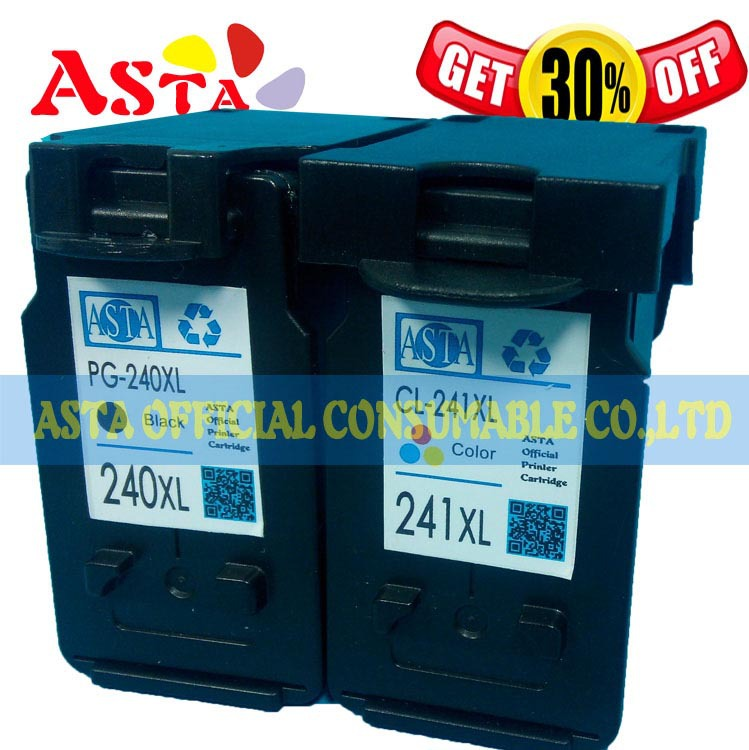 XL 240 Ink ,High Yield 241 Ink Compatible for Canon 240 241 Ink ASTA0014<br><br>Aliexpress