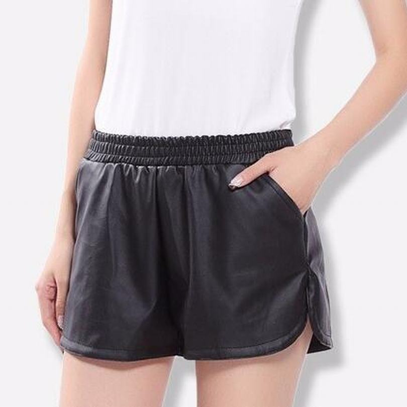 High Quality Ladies Shorts Elastic Waist Promotion-Shop for High ...