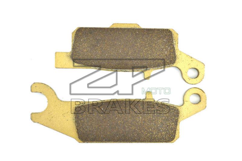 Brake Pads ATV YAMAHA YFM 700 FGX/FGY/FGZ/FGA/FGB/FGD/E Grizzly 2008-2014 09 10 11 12 13 Rear, Right OEM New ZPMOTO-BRAKES