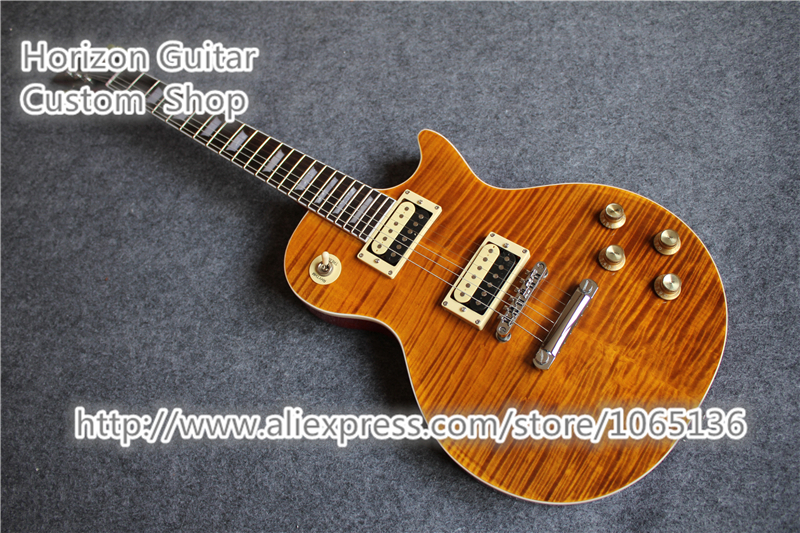 Custom Shop Reliable Quality Electric Guitar OEM China OEM Factory & LP Guitar Body or Kit Available(China (Mainland))