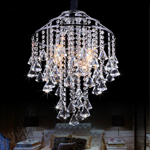 Free shipping hot sale luxury design Crystal pendant light lustres de sala indoor lighting lustres e pendentes de cristal lamp<br><br>Aliexpress
