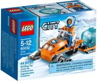 Lego Learning Educational Original Brand Lego Building Blocks PLASTIC Toys FOR BOY 60032 City Wholesale Series Model assembled