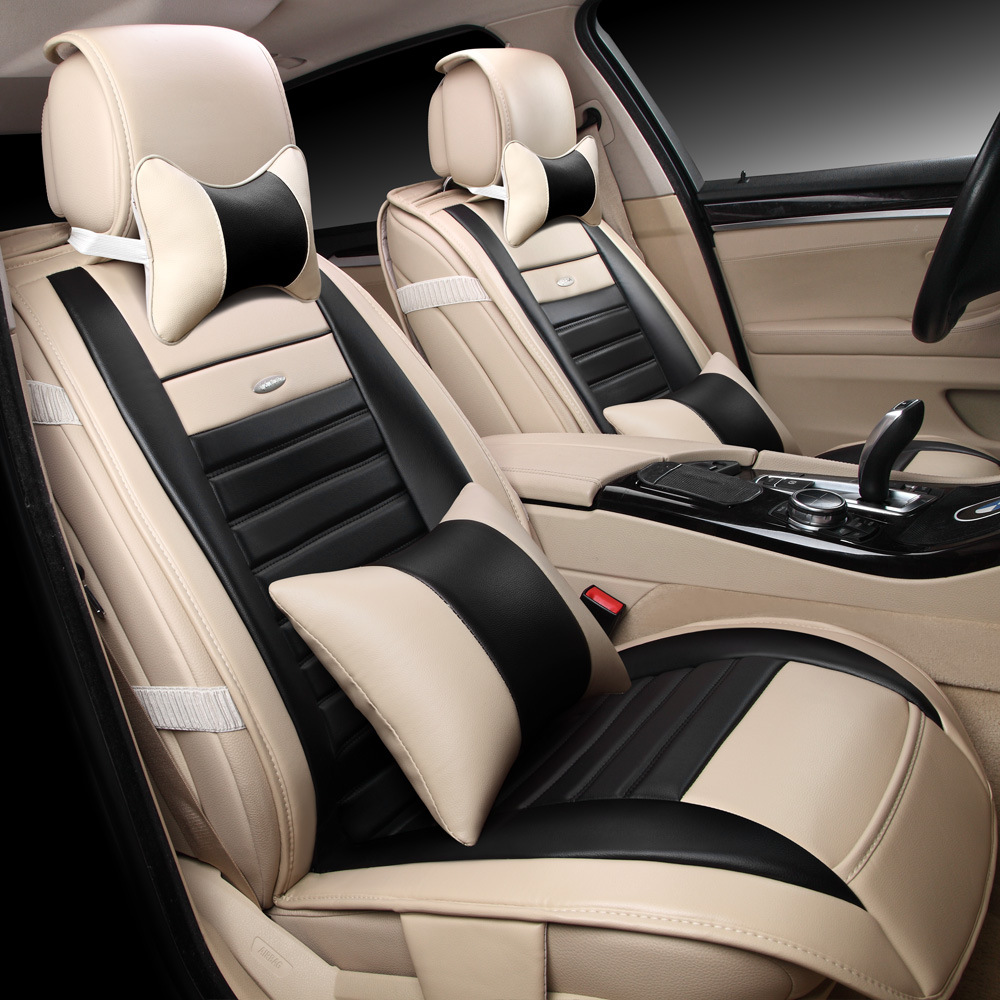 2015 universal car seat covers comfortable luxury winter car seat covers mats 5 seats quality. Black Bedroom Furniture Sets. Home Design Ideas