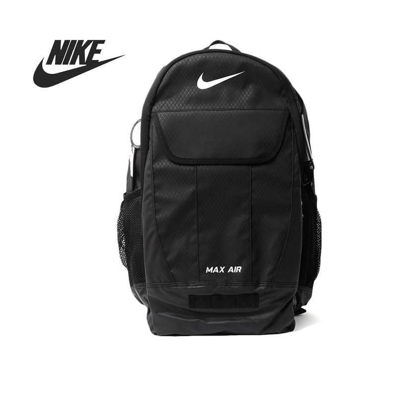 100% Original 2016 NIKE MAX AIR Unisex  Backpacks BA4899-001 sports bags free shipping<br><br>Aliexpress