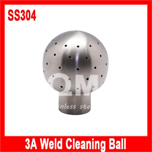 """1/2"""" Sanitary Weld tank washing ball,ball 0.5(China (Mainland))"""