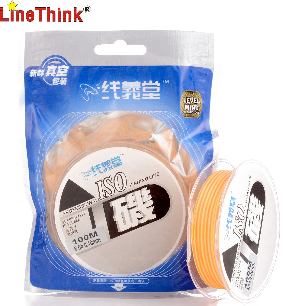 Buy 100m linethink super soft no memory for Where to buy fishing line
