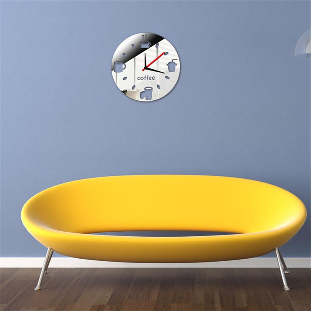 Horloge murale design pour cuisine for Conception cuisine en ligne